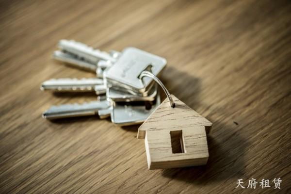 成都市人民政府办公厅关于印发加快培育和发展住房租赁市场若干措施的通知